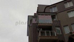 Усвояване на балкони Пласт Маркет