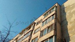 Усвояване на балкон Пласт Маркет