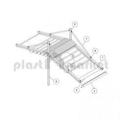 Покривна система Flat Variance series 150