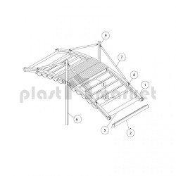 Покривна система Spline Variance series 150