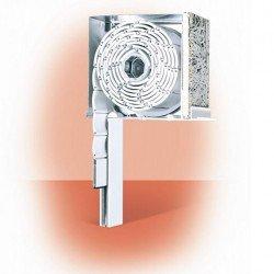 """Външни ролетни вградени щори sp integro """"мини"""" с алуминиева ламела H39 мм"""