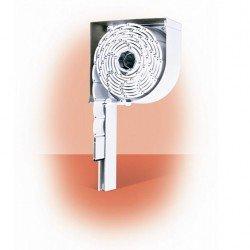 Външна ролетна алуминиева щора – РОЛПЛАСТ мини овал