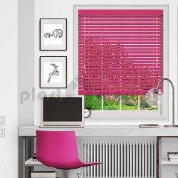 Хоризонтална щора Макси Стандарт с ламели 25 мм цветни, металик