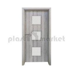 Интериорна врата Gradde Bergedorf Glas
