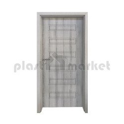 Интериорна врата Gradde Schwerin Full