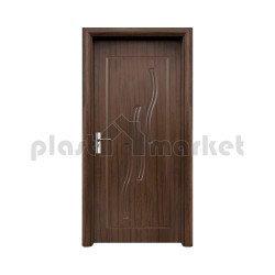 Интериорна врата 014-P орех