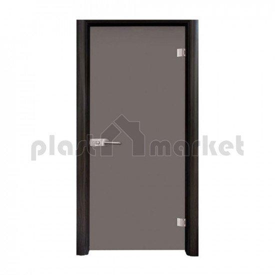 Стъклена интериорна врата 002