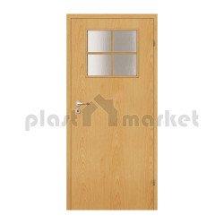 Интериорна врата Classen Natura 1/3 стъкло