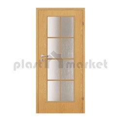 Интериорна врата Classen Natura 3/3 стъкло