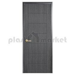Интериорна врата Стил Риана – цвят Сив