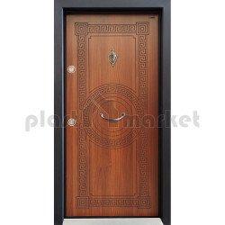 Блиндирана врата Паркдор СЛ-100 Металик