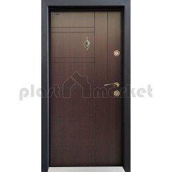 Блиндирана врата ЧекАп Сл-101 Венге